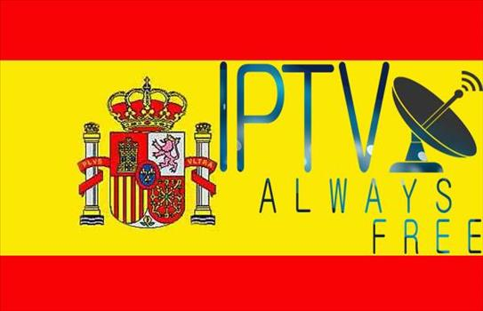 Free Iptv Spain M3u File Full Iptv Playlist 06-04-2020