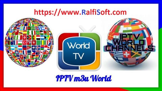 Free IPTV World All Iptv M3u Full Iptv M3u List 25-05-2020